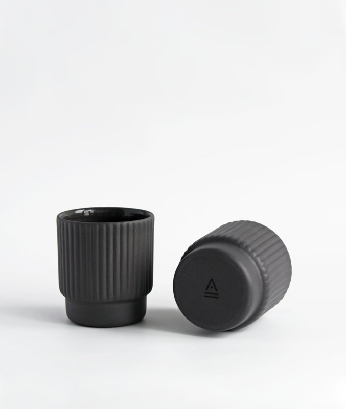 Cup 60 ml | espresso | dark grey