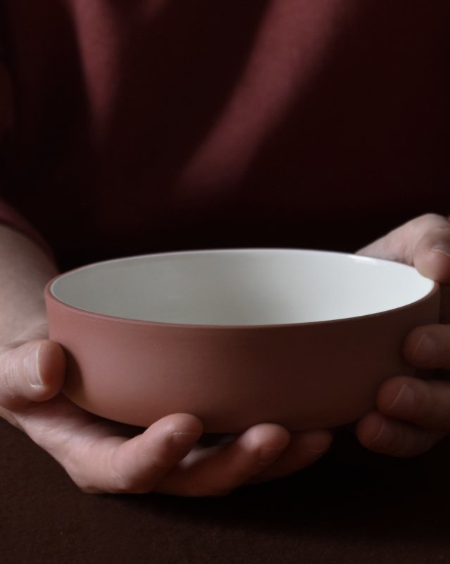 Ø16 Bowl - Set of 2 | terracotta