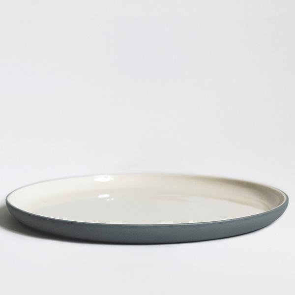 B-KEUS | Bord Ø 26 cm | teal