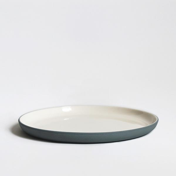 B-KEUS   Bord Ø 20 cm   teal