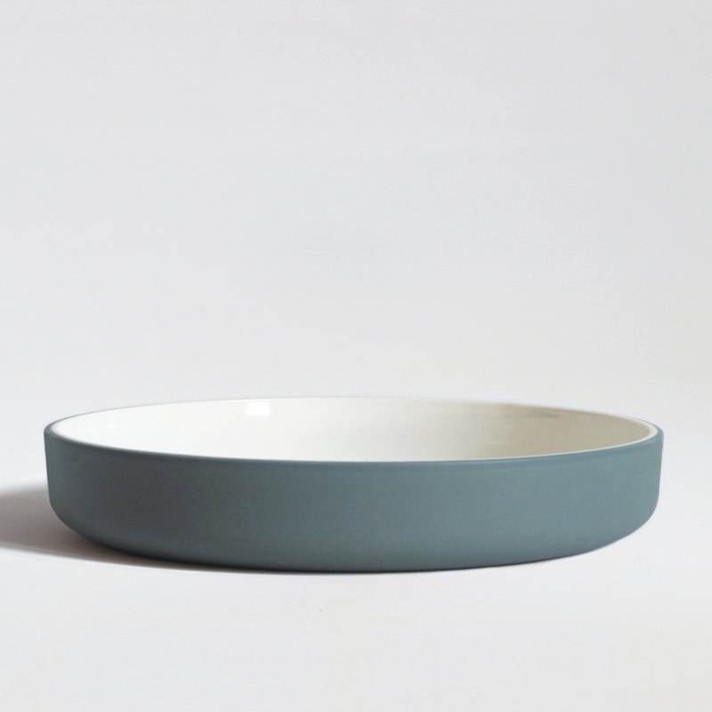Dinerset bowl Ø 22 cm | teal (10 items)