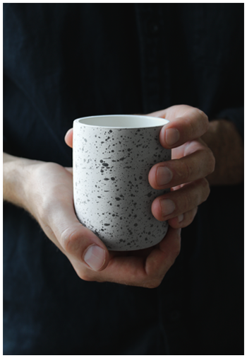 Archive Studio | cup speckled