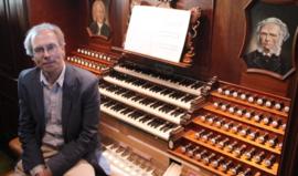 Orgelconcert  Jaco van Leeuwen op 20 augustus 2020 aanvang 20.15 uur op het Knipscheerorgel in de Oude Jeroenskerk te Noordwijk (ZH)