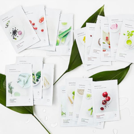 Innisfree My Real Squeeze Sheet Mask EX  - 5 pcs