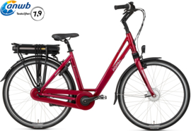 Popal E-Volution 5.0 Elektrische Fiets 28 inch - Wine Red