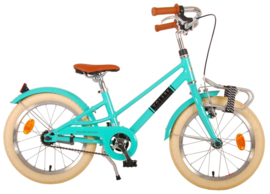 Volare Melody Kinderfiets - Meisjes - 16 inch - Turquoise