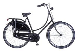 Popal Omafiets S3 - Zwart