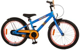 Volare NERF Kinderfiets - Jongens - 20 inch - Satijn blauw