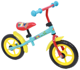Volare Teletubbies Loopfiets 12 inch