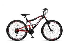 Altec Umit Albatros 26 inch mtb red- black