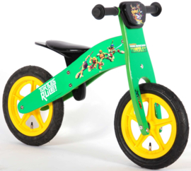 Volare Teenage Mutant Ninja Turtles houten Loopfiets 12 inch