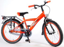 Volare Thombike City Kinderfiets - Jongens - 20 inch - Neon Oranje