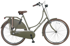 Popal Omafiets S3 - Army Green