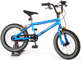 Volare Cool Rider Kinderfiets - Jongens - 16 inch - Blauw - Twee handremmen