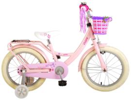 Volare Ashley Kinderfiets - Meisjes - 16 inch - Roze