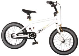 Volare Cool Rider Kinderfiets - Jongens - 16 inch - Wit