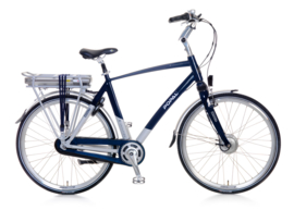 Popal E- Volution 2.0 Midnight Blue 28 inch Elektrische Fietsen