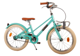 Volare Melody Kinderfiets - Meisjes - 18 inch - Turqoise