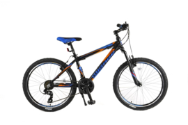 UMIT MIRAGE 24INCH MTB BLACK/BLUE