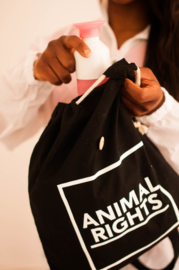 Festival Backpack, Animal Rights