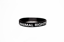 Polsbandje 'Animal Rights'