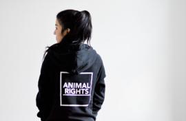 Zip-Up Hoodie Animal Rights