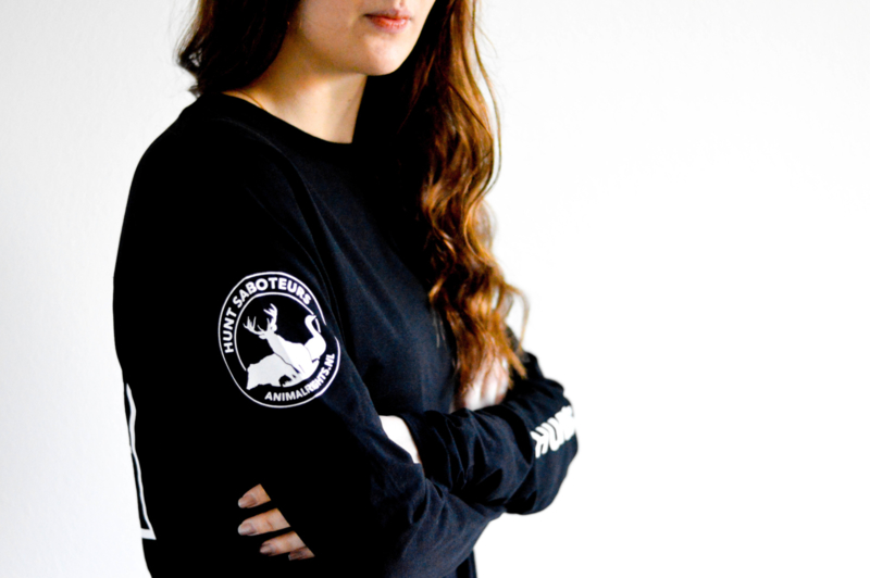 Hunt Saboteurs Longsleeve
