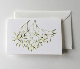 Card Misteltoe