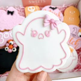 Halloween -Spookje outbosse & cookie cutter 2 delig