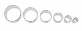 Cirkels serie koek-it