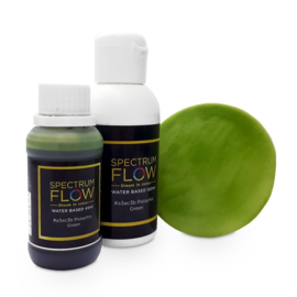 SPECTRUM FLOW – WATER BASED AIRBRUSH COLOUR –  45 ML Pistachio