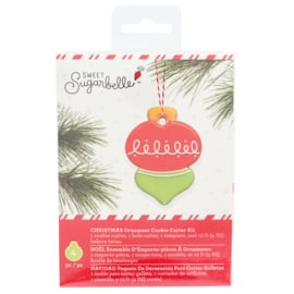 Sweet sugarbelle - ORNAMENT KIT - CHRISTMAS (4 PIECE)