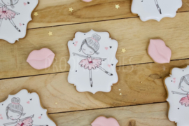 Plaque 2021 - 8 cm cookie cutter