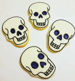 Skull 1 cookie cutter 10 cm