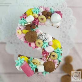 LETTER  cookie cutter 12,5 cm
