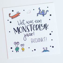 """KD - school collectie """"Monsterlijk jaar"""""""