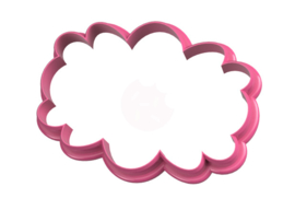 Plaque ixxi cookie cutter