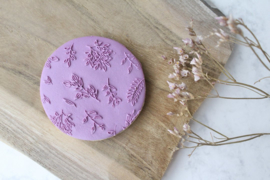 Bloemen - patroon oh my cookie