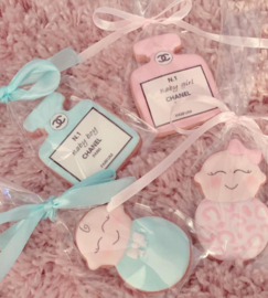 Parfum fles cookie cutter