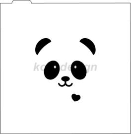 Panda help stencil