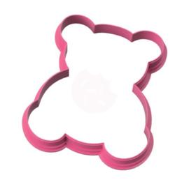 Teddy beer # cookie cutter