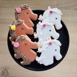 Paard GiGi cookie cutter