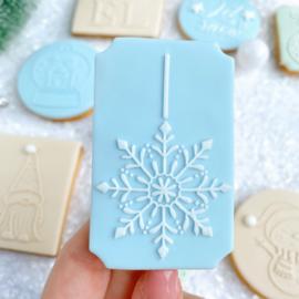 Kerst- Snowflake