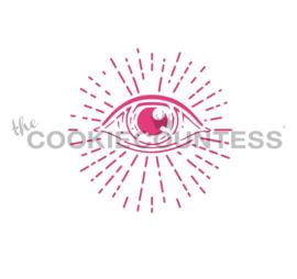 Magic Eye Stencil