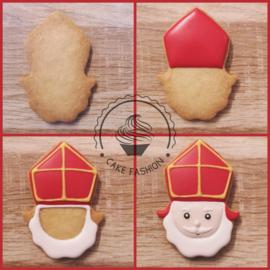 Sint cookie cutter