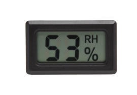 SugarVeil Digital Hygrometer