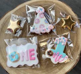 Plaque Katie cookie cutter