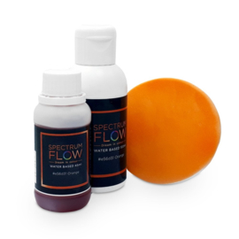 SPECTRUM FLOW – WATER BASED AIRBRUSH COLOUR – 100 ml Orange