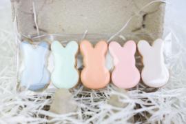 Paashaasje ### voor doosjes / zakjes - cookie cutters