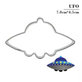 UFO stainless STEEL